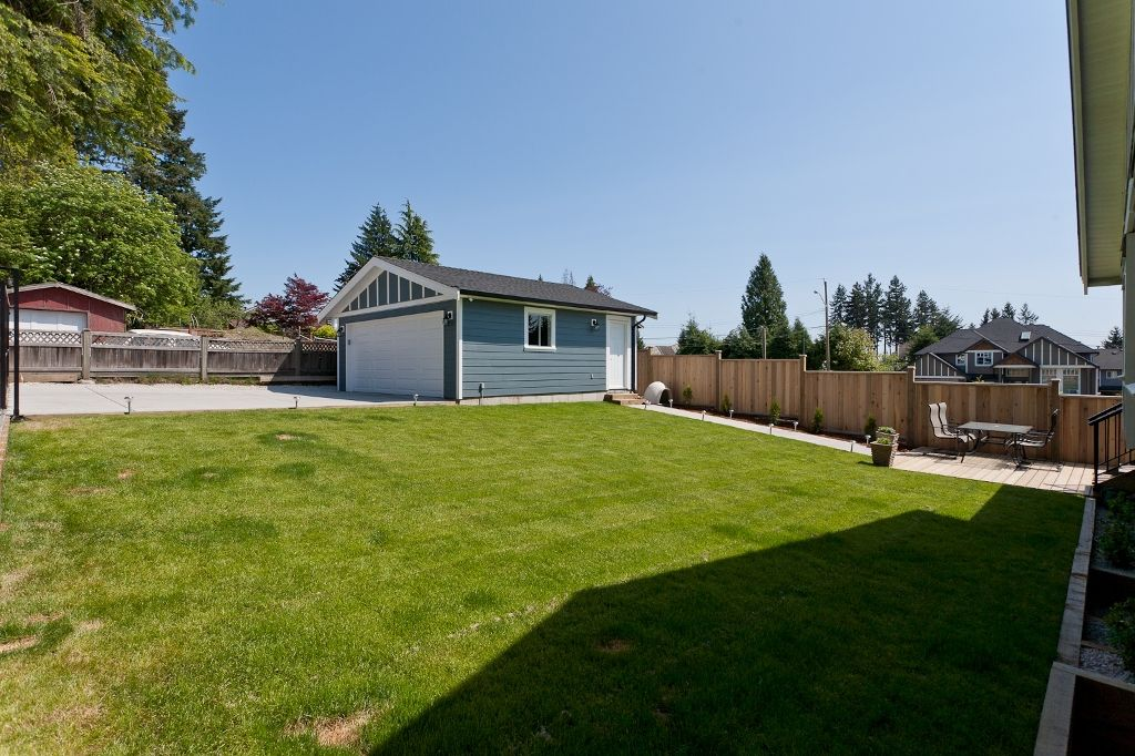 Photo 26: Photos: 369 MUNDY Street in Coquitlam: Coquitlam East House for sale : MLS®# V951722