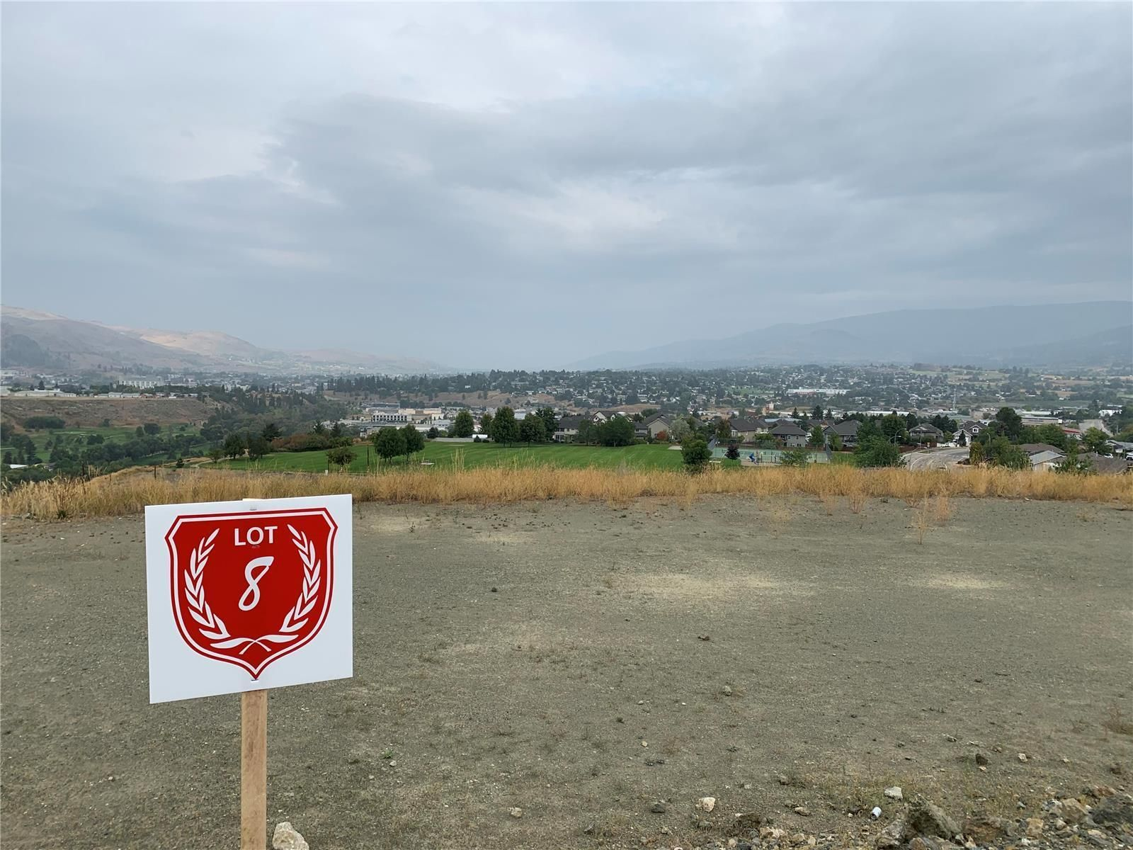 Main Photo: #Lot 8 965 Mt. Griffin Road, in Vernon: Vacant Land for sale : MLS®# 10241024
