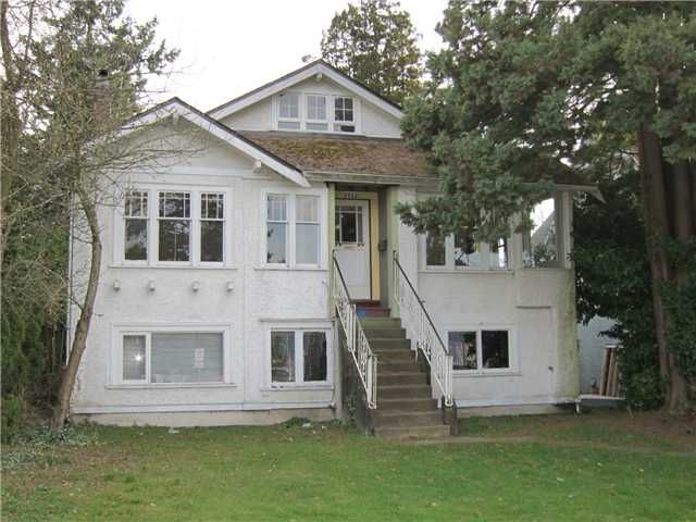 Main Photo: 3732 POINT GREY RD in Vancouver: Point Grey House for sale (Vancouver West)  : MLS®# V1031028