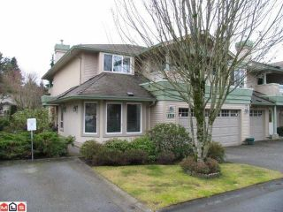 """Photo 1: 158 13888 70TH Avenue in Surrey: East Newton Townhouse for sale in """"Chelsea Gardens"""" : MLS®# F1104070"""