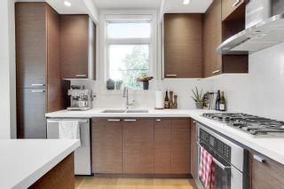 """Photo 6: 204 2020 ALMA Street in Vancouver: Kitsilano Condo for sale in """"LOCARNO"""" (Vancouver West)  : MLS®# R2617653"""