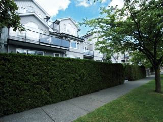 """Photo 2: 203 833 W 16TH Avenue in Vancouver: Fairview VW Condo for sale in """"THE EMERALD"""" (Vancouver West)  : MLS®# V906955"""