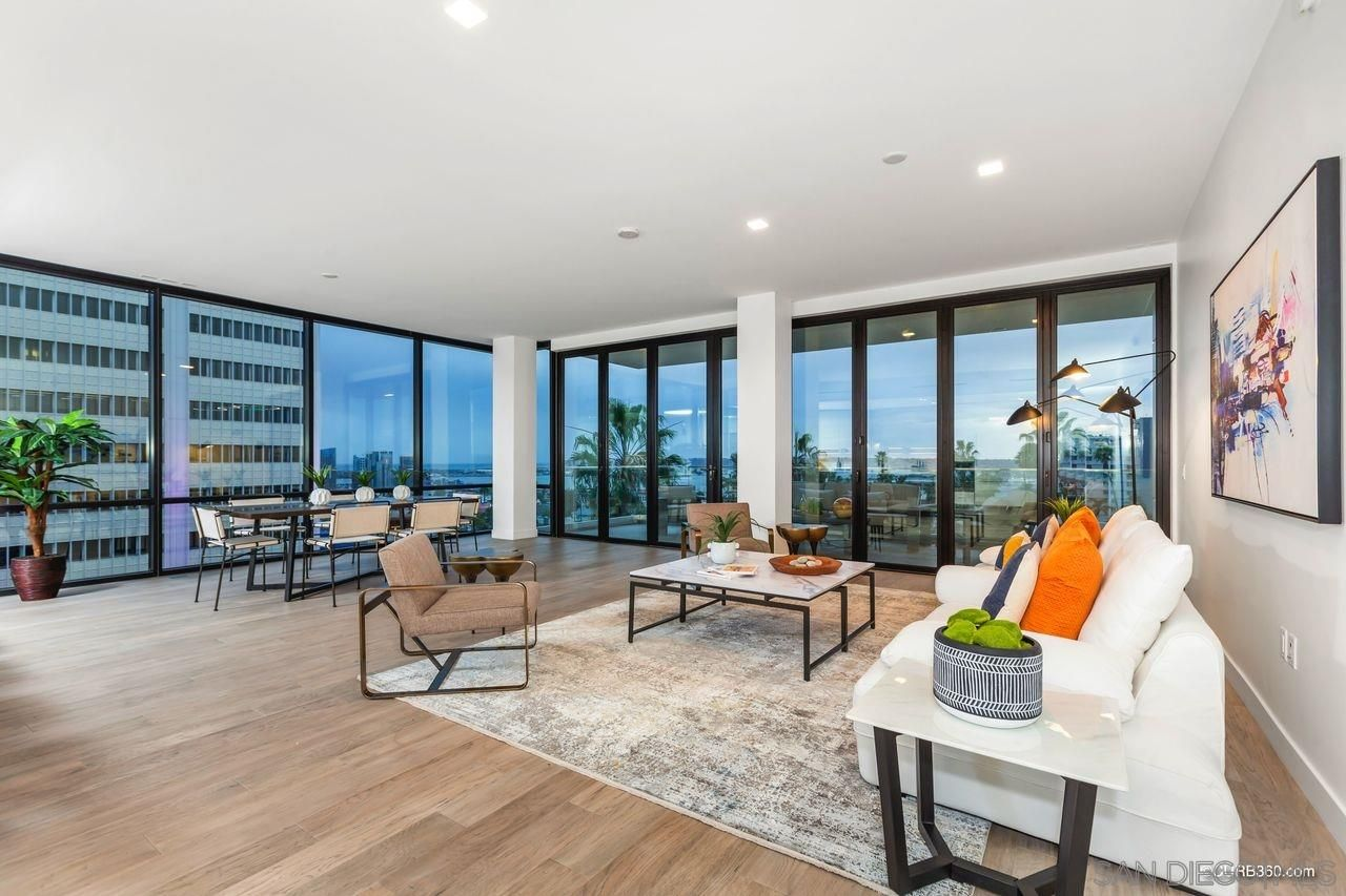 Main Photo: DOWNTOWN Condo for sale : 3 bedrooms : 2604 5th Ave #703 in San Diego