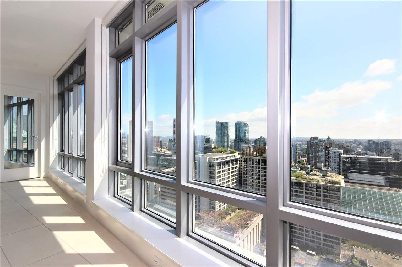 "Main Photo: 2701 1028 BARCLAY Street in Vancouver: West End VW Condo for sale in ""Patina"" (Vancouver West)  : MLS®# R2499439"