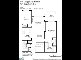 """Photo 21: 202 2477 KELLY Avenue in Port Coquitlam: Central Pt Coquitlam Condo for sale in """"SOUTH VERDE"""" : MLS®# R2562442"""