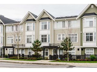 "Photo 1: 65 20852 77A Avenue in Langley: Willoughby Heights Townhouse for sale in ""ARCADIA"" : MLS®# R2420037"