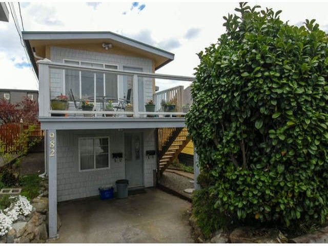 """Main Photo: 982 KEIL Street: White Rock House for sale in """"East Beach"""" (South Surrey White Rock)  : MLS®# F1408750"""