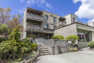 Photo 1: 114 836 TWELFTH Street in New Westminster: West End NW Condo for sale : MLS®# R2274082