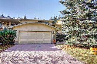 Photo 45: 607 Stratton Terrace SW in Calgary: Strathcona Park Row/Townhouse for sale : MLS®# A1065439