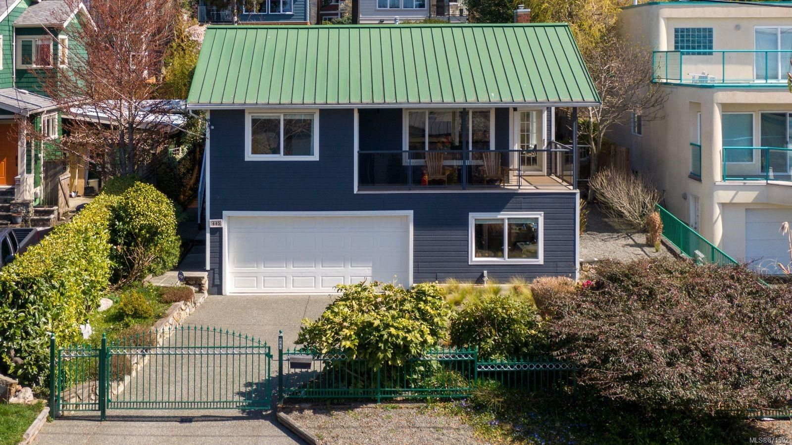 Main Photo: 445 Constance Ave in : Es Saxe Point House for sale (Esquimalt)  : MLS®# 871592