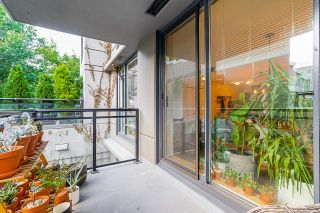 """Photo 19: 304 1650 W 7TH Avenue in Vancouver: Fairview VW Condo for sale in """"VIRTU"""" (Vancouver West)  : MLS®# R2612218"""