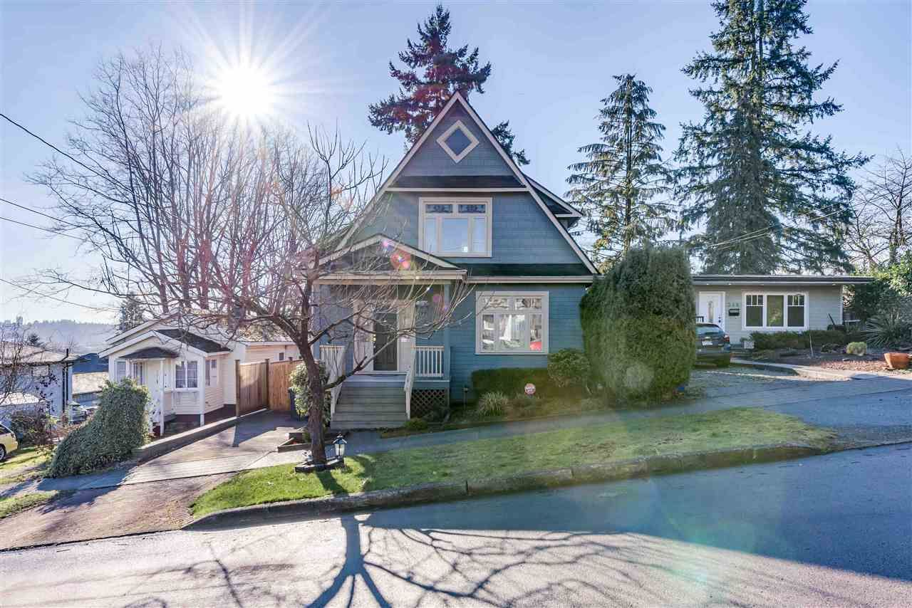 Main Photo: 344 ALBERTA Street in New Westminster: Sapperton House for sale : MLS®# R2536623