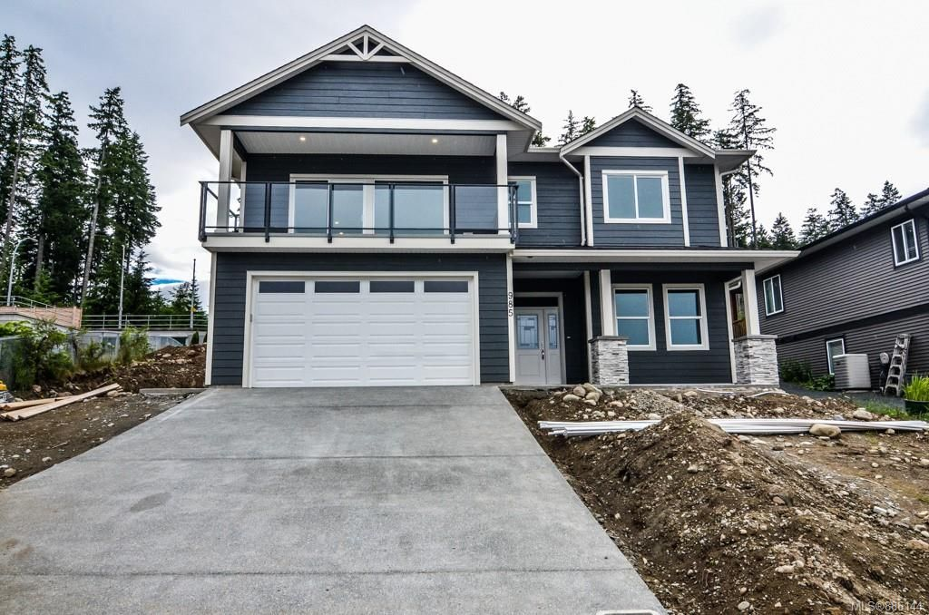 Main Photo: 2360 Penfield Rd in : CR Willow Point House for sale (Campbell River)  : MLS®# 886144