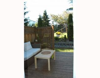 Photo 8: 20 1235 JOHNSON Street in Coquitlam: Canyon Springs Townhouse for sale : MLS®# V768551