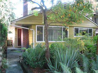 Photo 1: 1904 GARDEN AV in North Vancouver: Pemberton NV House for sale : MLS®# V917377