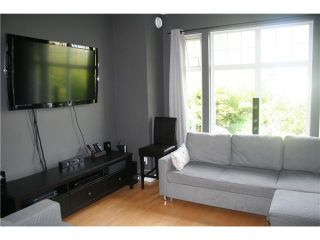 """Photo 2: # 208 83 STAR CR in New Westminster: Queensborough Condo for sale in """"RESIDENCE BY THE RIVER"""" : MLS®# V1028824"""