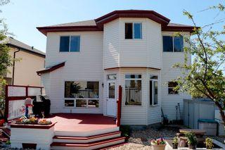 Photo 35: 20820 55 Avenue in Edmonton: Zone 58 House for sale : MLS®# E4251212
