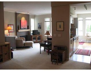 Photo 2: 99 9229 UNIVERSITY Crest in SERENITY: Simon Fraser Univer. Home for sale ()  : MLS®# V701850