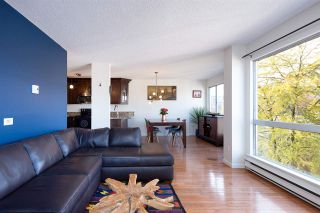 """Photo 3: 401 1508 MARINER Walk in Vancouver: False Creek Condo for sale in """"MARINER POINT"""" (Vancouver West)  : MLS®# R2573936"""