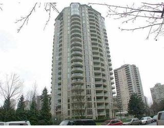 """Photo 1: 501 6188 PATTERSON AV in Burnaby: Metrotown Condo for sale in """"WIMBLETON CLUB"""" (Burnaby South)  : MLS®# V594873"""