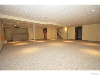 Photo 11: 2 Hawstead Road in Winnipeg: Fort Garry / Whyte Ridge / St Norbert Residential for sale (South Winnipeg)  : MLS®# 1614903