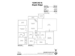 Photo 40: 12240 252 Street in Maple Ridge: Websters Corners House for sale : MLS®# R2606440