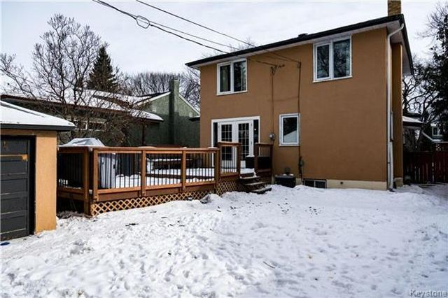 Photo 16: Photos: 657 Waterloo Street in Winnipeg: River Heights South Residential for sale (1D)  : MLS®# 1803912