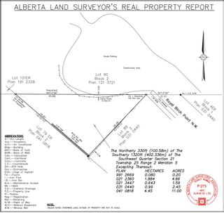 Photo 5: 10008 Rocky Ridge Road NW in Calgary: Royal Oak Residential Land for sale : MLS®# A1150510