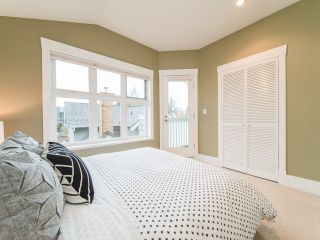 """Photo 15: 322 W 15TH Avenue in Vancouver: Mount Pleasant VW Townhouse for sale in """"Mayor's House"""" (Vancouver West)  : MLS®# R2324549"""