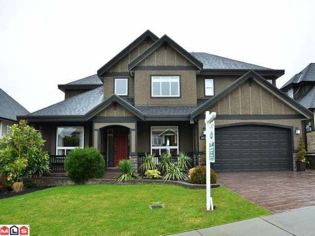 """Main Photo: 5875 163B Street in Surrey: Cloverdale BC House for sale in """"HYLAND ESTATES"""" (Cloverdale)  : MLS®# F1205266"""