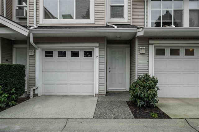 Photo 2: Photos: #2 6415 197 Street in Langley: Willoughby Heights Townhouse for sale : MLS®# R2239981