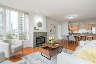 """Photo 5: 706 2088 MADISON Avenue in Burnaby: Brentwood Park Condo for sale in """"Fresco Renaissance Towers"""" (Burnaby North)  : MLS®# R2570542"""