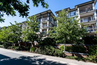 """Photo 1: 311 4833 BRENTWOOD Drive in Burnaby: Brentwood Park Condo for sale in """"Brentwood Gate"""" (Burnaby North)  : MLS®# R2085863"""
