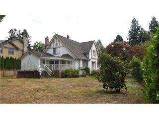 Photo 1: 5308 MARGUERITE ST in Vancouver: Shaughnessy House for sale (Vancouver West)  : MLS®# V1022984