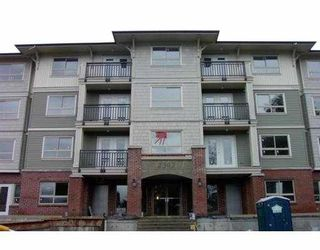 """Photo 1: 203 2342 WELCHER Avenue in Port_Coquitlam: Central Pt Coquitlam Condo for sale in """"GREYSTONE"""" (Port Coquitlam)  : MLS®# V654388"""