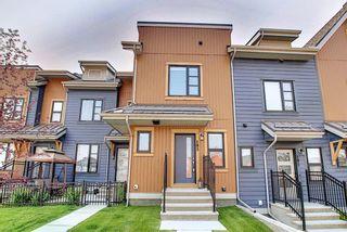 Main Photo: 193 Livingston Common NE in Calgary: Livingston Row/Townhouse for sale : MLS®# A1130934