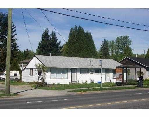 """Main Photo: 3185 SHAUGHNESSY Street in Port_Coquitlam: Glenwood PQ 1/2 Duplex for sale in """"W"""" (Port Coquitlam)  : MLS®# V687273"""