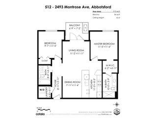 "Photo 31: 512 2493 MONTROSE Avenue in Abbotsford: Central Abbotsford Condo for sale in ""Upper Montrose"" : MLS®# R2530029"
