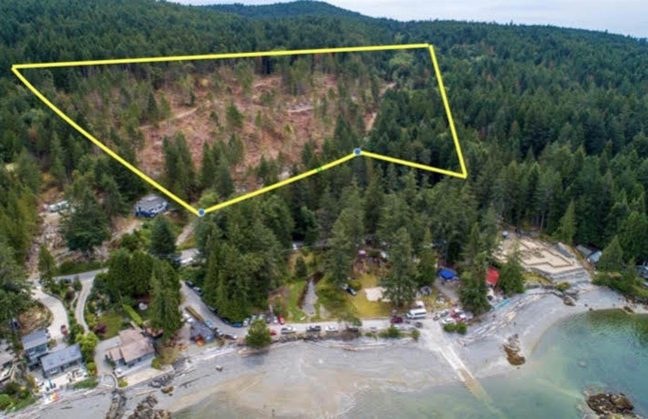 Main Photo: Block-A PRIESTLAND Road in Halfmoon Bay: Halfmn Bay Secret Cv Redroofs Land for sale (Sunshine Coast)  : MLS®# R2514046