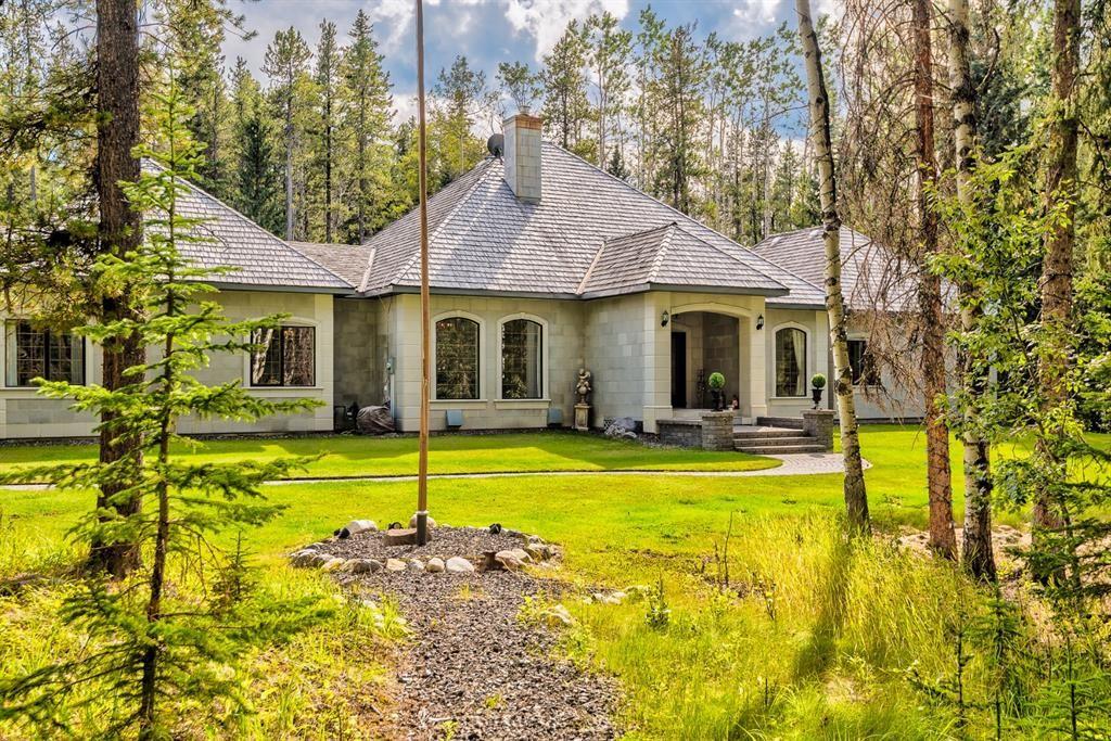 Main Photo: 23 Highlands Terrace: Bragg Creek Detached for sale : MLS®# A1144335