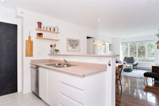 """Photo 6: 406 1823 E GEORGIA Street in Vancouver: Hastings Condo for sale in """"Georgia Court"""" (Vancouver East)  : MLS®# R2513816"""