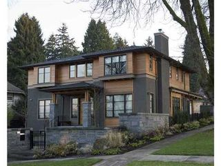 Main Photo: 2188 34TH Ave W in Vancouver West: Quilchena Home for sale ()  : MLS®# V986437