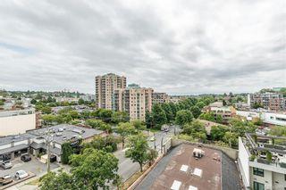 Photo 9: 801 989 Johnson St in : Vi Downtown Condo for sale (Victoria)  : MLS®# 859955