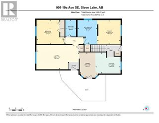 Photo 39: 909 10A Avenue SE in Slave Lake: House for sale : MLS®# A1128876