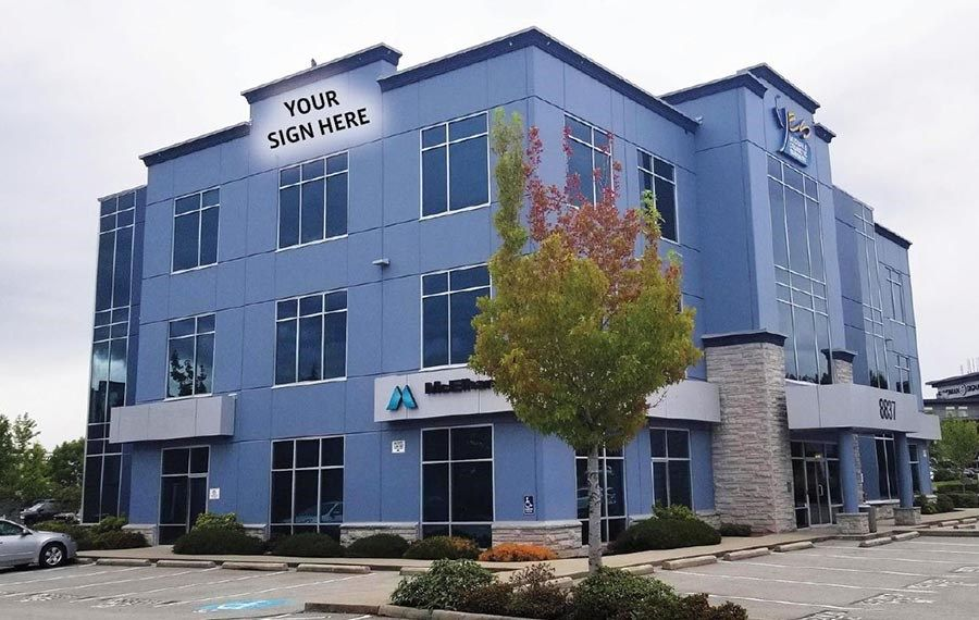 Main Photo: 200 8837 201 Street: Office for lease in Langley: MLS®# C8034235