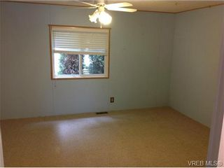 Photo 12: 515 2850 Stautw Rd in SAANICHTON: CS Hawthorne Manufactured Home for sale (Central Saanich)  : MLS®# 702862