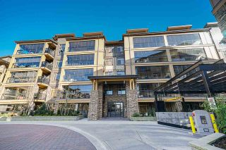"""Photo 2: A106 8218 207A Street in Langley: Willoughby Heights Condo for sale in """"YORKSON CREEK - WALNUT RIDGE 4"""" : MLS®# R2568624"""