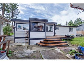 Photo 31: 35281 RIVERSIDE Road in Mission: Durieu Manufactured Home for sale : MLS®# R2582946