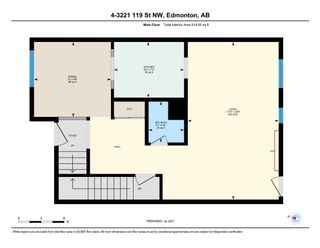 Photo 2: 4 3221 119 Street in Edmonton: Zone 16 Townhouse for sale : MLS®# E4254079
