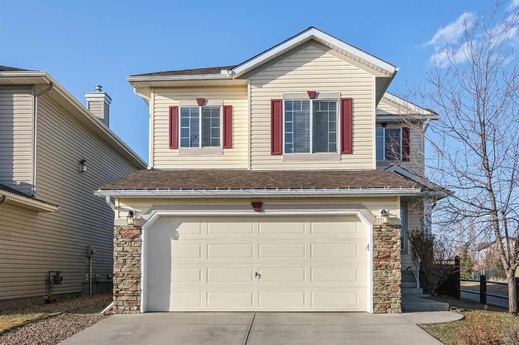 Main Photo: 143 Chapman Circle SE in Calgary: Chaparral Detached for sale : MLS®# A1091660